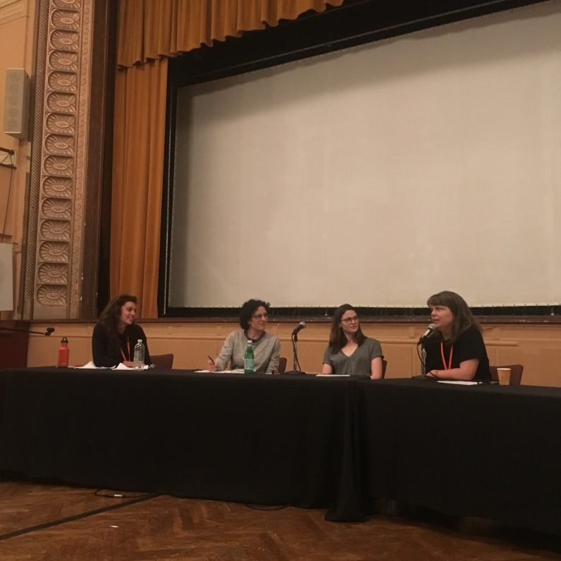 #Craftswomen panel at the Furniture Society Conference