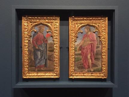 Slip frame, Philadelphia Museum of Art